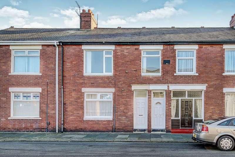 2 Bedrooms Flat for sale in Lilburn Street, North Shields, NE29