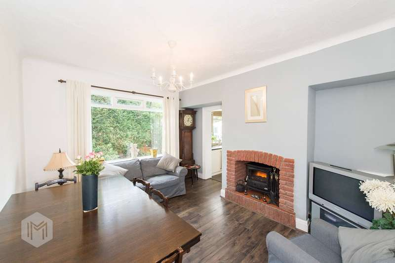 4 Bedrooms Detached Bungalow for sale in Church Road, Bolton, BL1