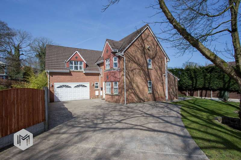 4 Bedrooms Detached House for sale in Regent Road, Lostock, Bolton, BL6