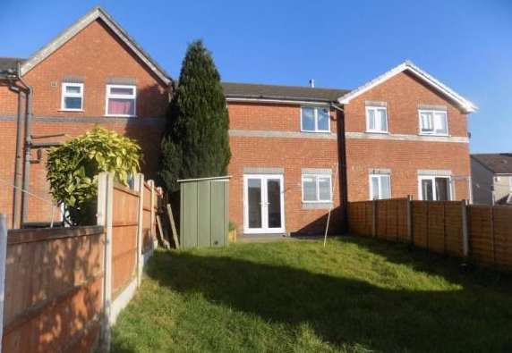 2 Bedrooms Town House for sale in Lakeland Gardens, Chorley, PR7