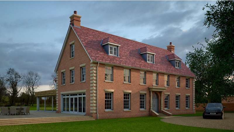 6 Bedrooms Detached House for sale in Coombe Bissett, Salisbury, Wiltshire, SP5