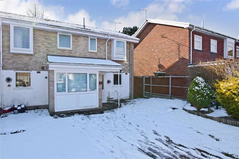 5 Bedrooms End Of Terrace House for sale in Rushmead Close, , Canterbury, Kent