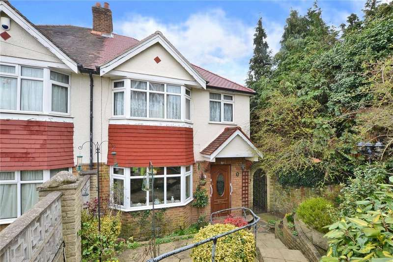 3 Bedrooms Semi Detached House for sale in Meadow Road, Sutton, SM1