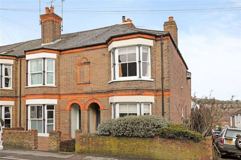 3 Bedrooms End Of Terrace House for sale in Charles Street, Berkhamsted, Hertfordshire, HP4