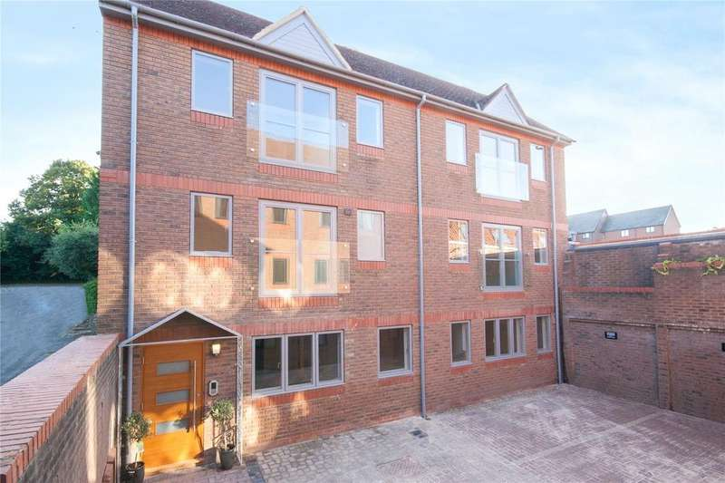 2 Bedrooms Apartment Flat for sale in High Street, Berkhamsted, Hertfordshire, HP4