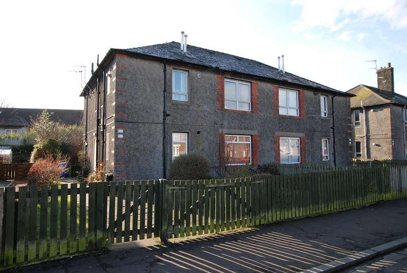 2 Bedrooms Ground Flat for sale in 24 Lochside Road, AYR, KA8 9JX