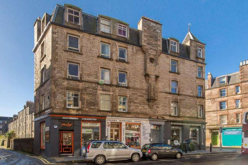 2 Bedrooms Flat for sale in 67/8 Raeburn Place, Edinburgh, EH4 1JF