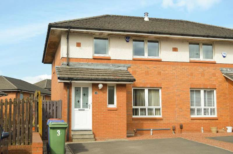 3 Bedrooms Semi Detached House for sale in McFarlane Road, Balloch, Alexandria, G83 8EA