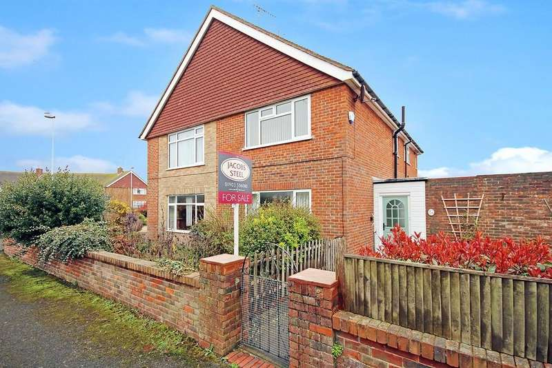 2 Bedrooms Apartment Flat for sale in Alinora Avenue, Goring-by-sea, Worthing