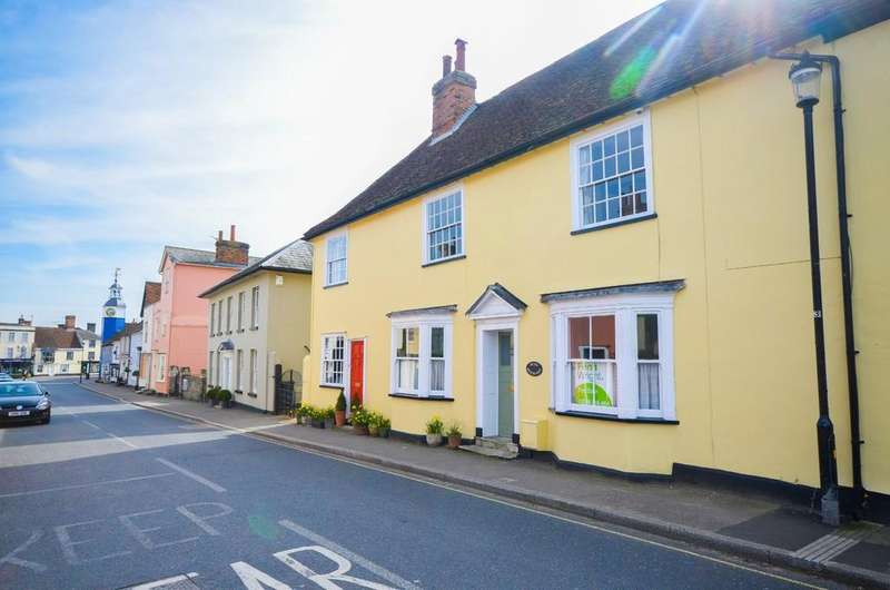 3 Bedrooms Terraced House for sale in Stoneham Street, Coggeshall, CO6 1TT