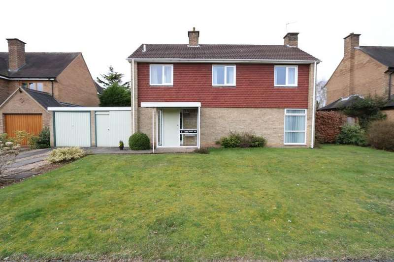 3 Bedrooms Detached House for sale in Woodchester Road, Dorridge
