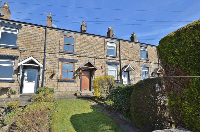 2 Bedrooms Terraced House for sale in Russell Street, Compstall