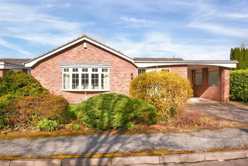 4 Bedrooms Detached Bungalow for sale in Willow Holt, Lowdham, Nottingham