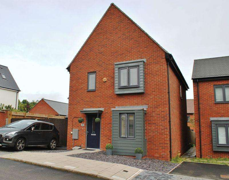 4 Bedrooms Detached House for rent in Cottom Way, Lawley, Telford