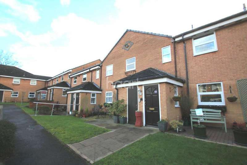 2 Bedrooms Flat for sale in Winterburn Gardens, Whetstone, Leicester