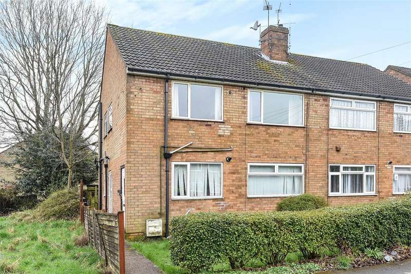 2 Bedrooms Flat for sale in Woodfield Close, Lincoln, LN6