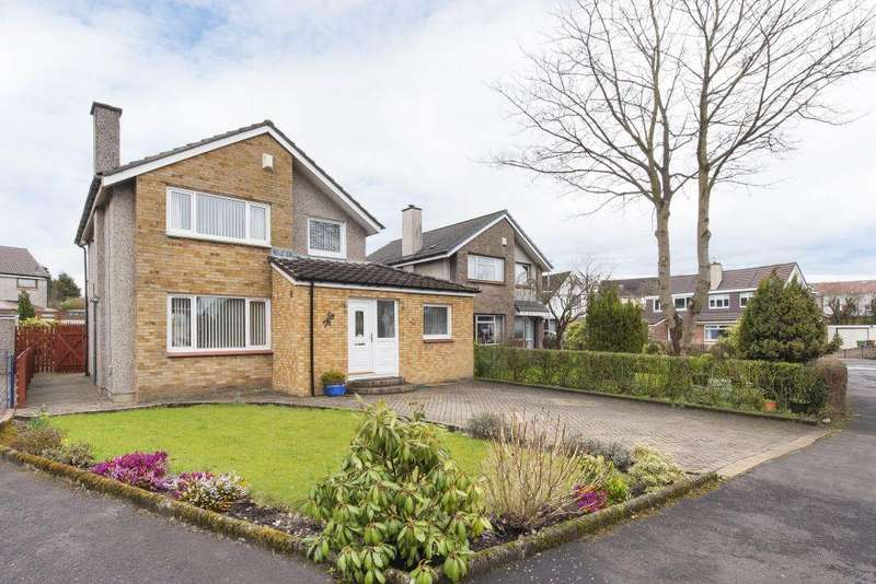 4 Bedrooms Detached Villa House for sale in 9 Ash Grove, Bishopbriggs, Glasgow, G64 1TU