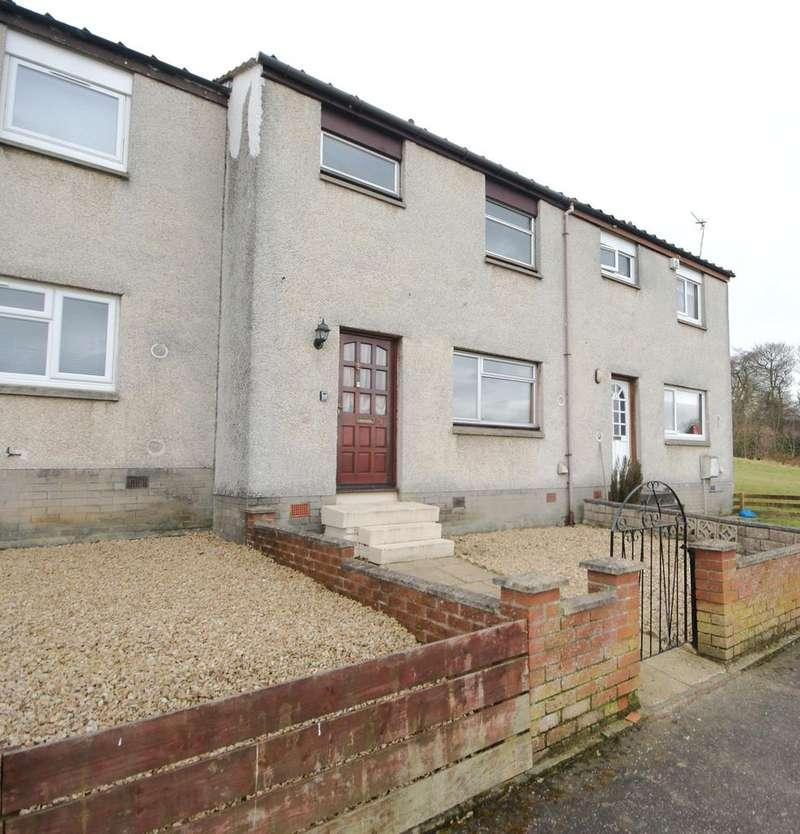 3 Bedrooms Terraced House for sale in 9 Buchanan Court, Boness EH51