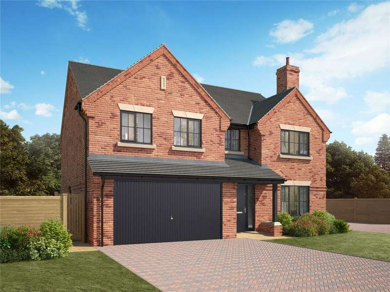 5 Bedrooms Detached House for sale in Sandbach, Cheshire