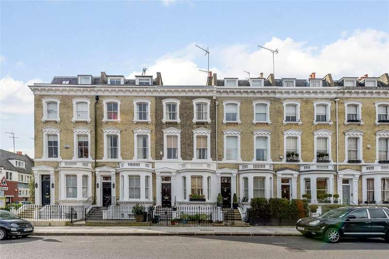 5 Bedrooms Terraced House for sale in Glebe Place, London