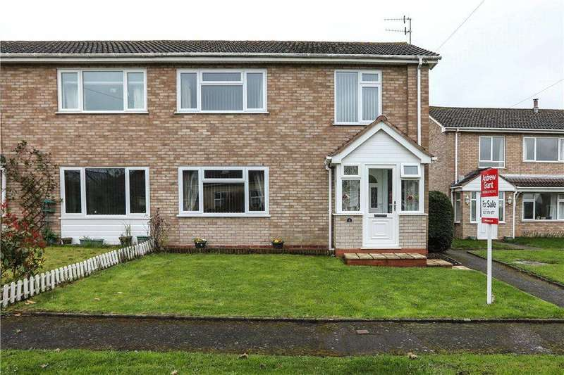 3 Bedrooms Semi Detached House for sale in Astwood Close, Stoke Prior, Bromsgrove, B60