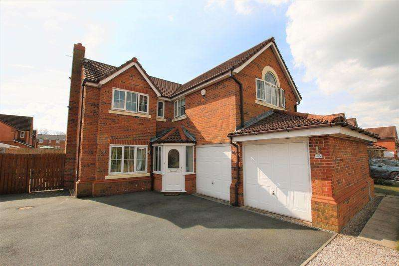 5 Bedrooms Detached House for sale in Townlea Close, Penwortham