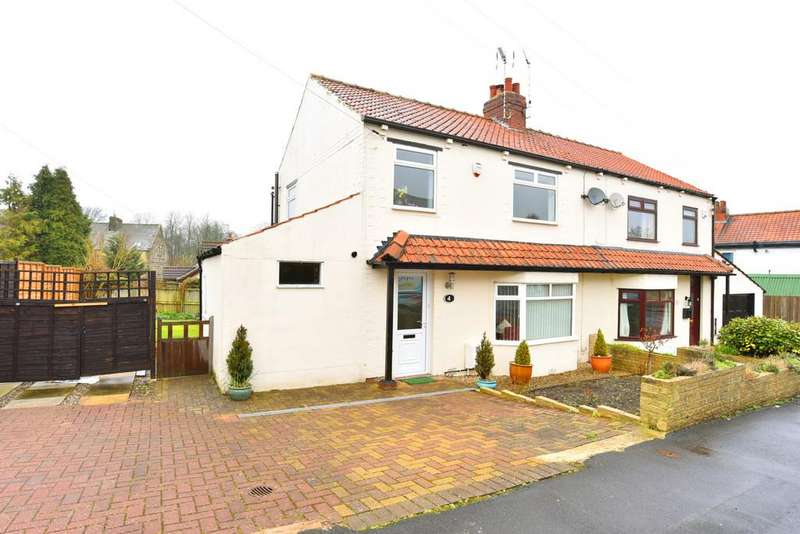 3 Bedrooms Semi Detached House for rent in Pannal Avenue, Pannal