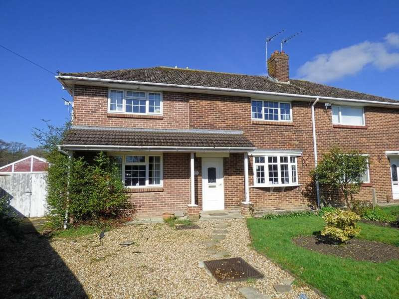 3 Bedrooms Semi Detached House for sale in Hillbourne,Poole