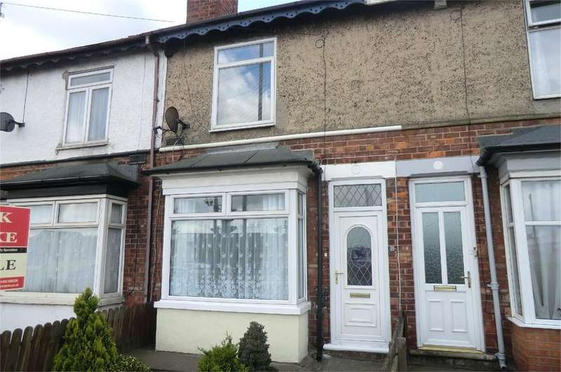 2 Bedrooms Terraced House for sale in Swinemoor Lane, Beverley, HU17
