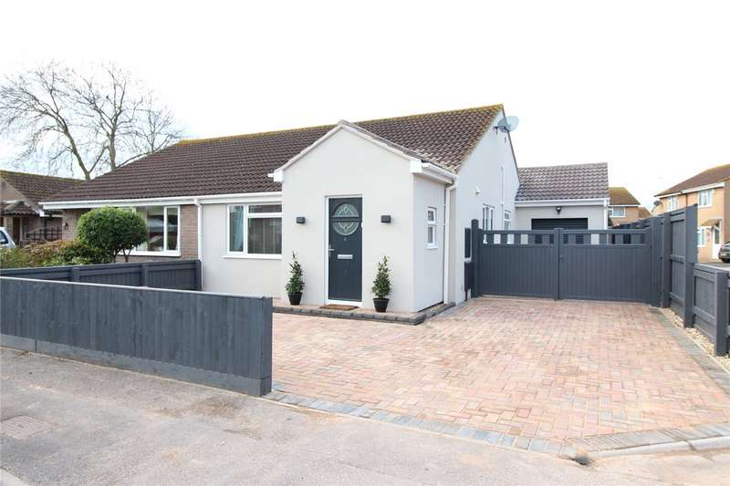 2 Bedrooms Bungalow for sale in Ramsay Way Burnham on Sea Somerset TA8