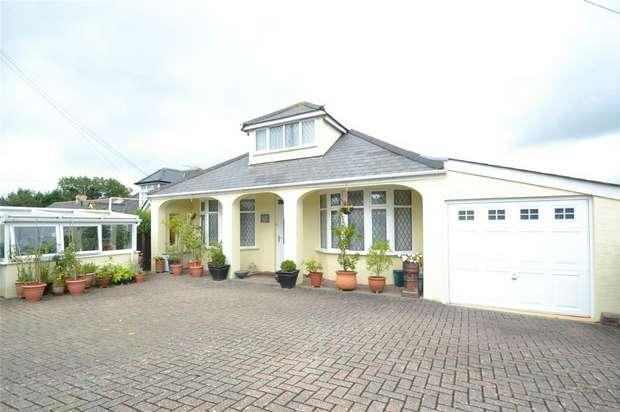 4 Bedrooms Detached Bungalow for sale in YELLAND, Barnstaple, Devon