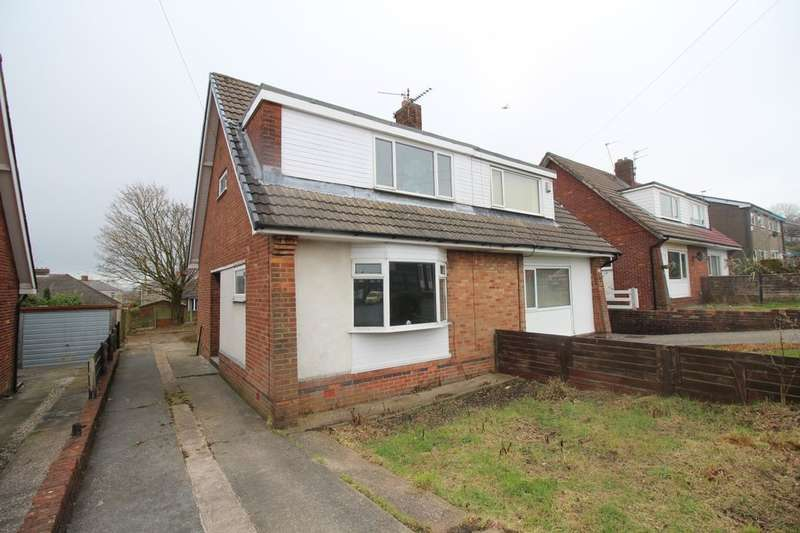 3 Bedrooms Semi Detached House for sale in Cambridge Drive, Blackburn, BB1