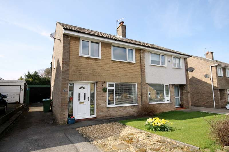 3 Bedrooms Semi Detached House for sale in Chantry Road, Romanby, Northallerton DL7 8JH