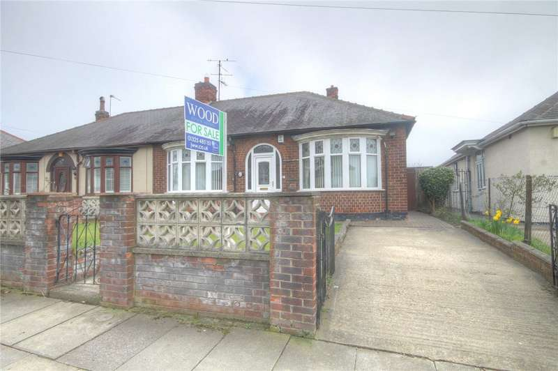2 Bedrooms Detached Bungalow for sale in Stockton Road, Darlington, DL1