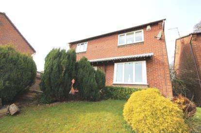3 Bedrooms Detached House for sale in Friarsfield Close, Sunderland, Tyne and Wear, SR3