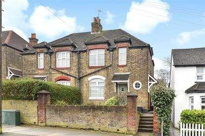 1 Bedroom Maisonette Flat for sale in White Horse Hill, Chislehurst