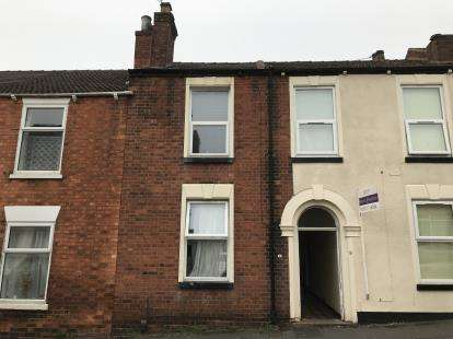 3 Bedrooms Terraced House for sale in John Street, Lincoln, Lincolnshire