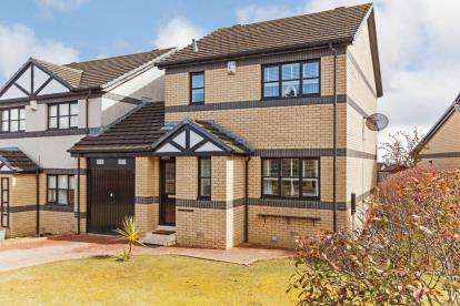 3 Bedrooms Link Detached House for sale in Craighirst Road, Milngavie