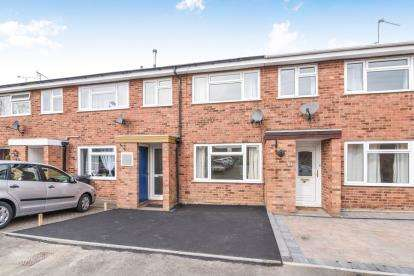 3 Bedrooms Terraced House for sale in Donney Brook, Evesham, Worcestershire