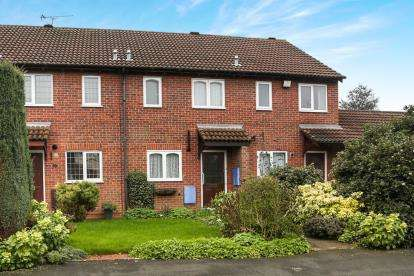 2 Bedrooms Terraced House for sale in Clovelly Way, Nuneaton