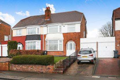 3 Bedrooms Semi Detached House for sale in Moat Lane, Yardley, Birmingham, West Midlands