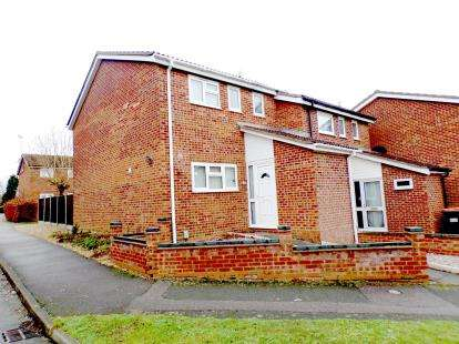 3 Bedrooms Semi Detached House for sale in Glenavon Road, Bedford, Bedfordshire