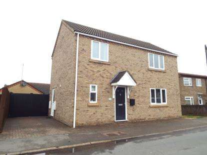 3 Bedrooms Detached House for sale in Stonald Road, Whittlesey, Peterborough, Cambridgeshire