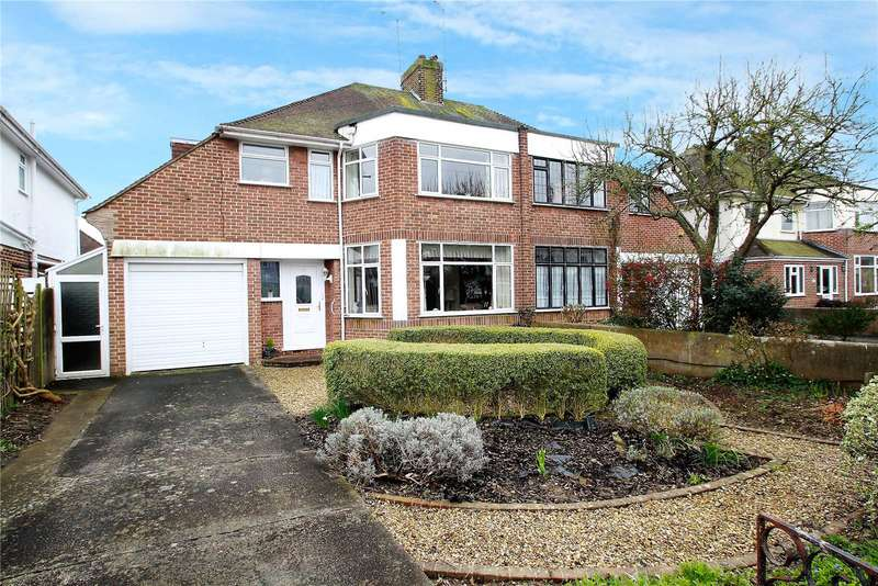 3 Bedrooms Semi Detached House for sale in Trent Road, Goring By Sea, Worthing, BN12