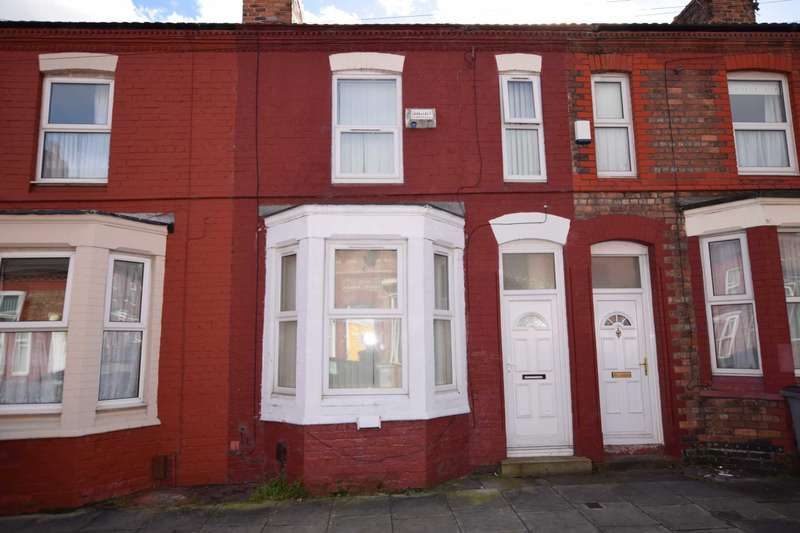 2 Bedrooms Terraced House for sale in Oriel Road, Tranmere