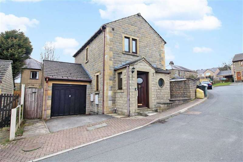 3 Bedrooms Detached House for sale in Campinot Vale, Slaithwaite, Huddersfield
