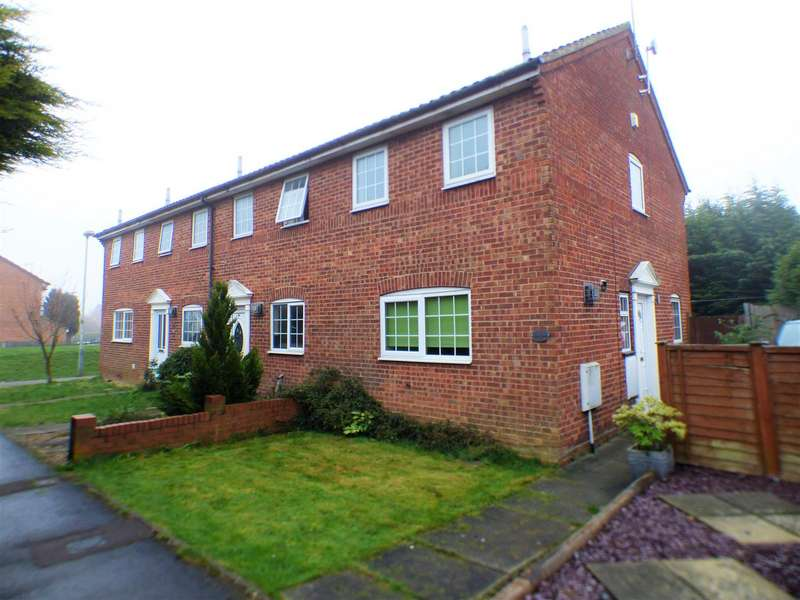2 Bedrooms End Of Terrace House for sale in Osprey Walk, Luton