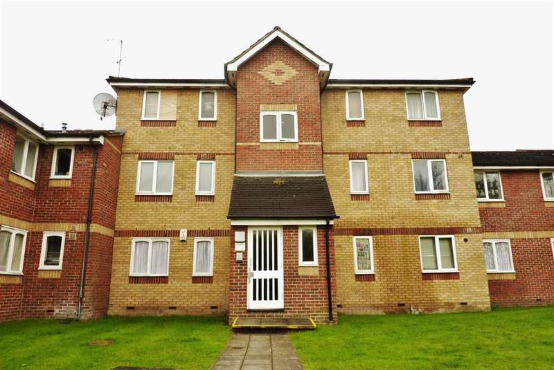2 Bedrooms Flat for sale in Shortlands Close, Belvedere, Kent, DA17 5QU