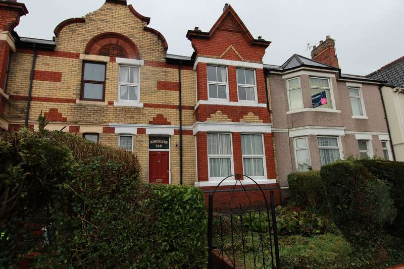 4 Bedrooms Terraced House for sale in Caerleon Road, Newport, NP19