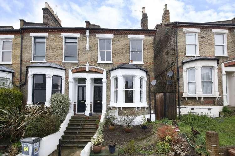 2 Bedrooms Flat for sale in Sprules Road Brockley SE4